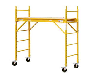 Scaffolding rentals in the Greater Tulsa Area