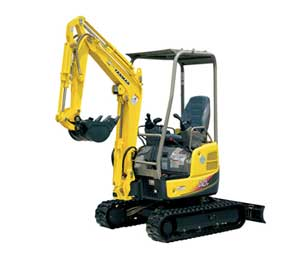 Backhoe rentals in the Greater Tulsa Area