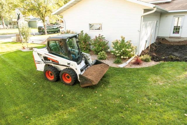 Where to find LOADER,SKID STEER  57189  S450 in Tulsa