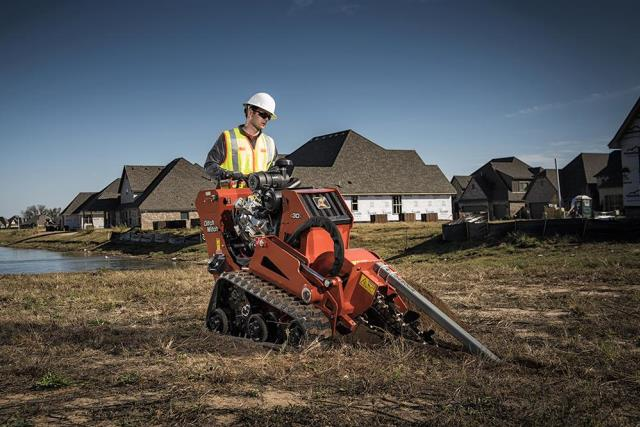 Where to find TRENCHER, 30 hp DITCH WITCH TRACK in Tulsa