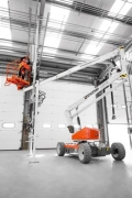 Rental store for BOOM LIFT, 43  SLAB ARTICULATED-DELIVERY in Tulsa OK