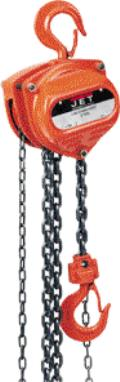Where to rent HOIST,CHAIN 1 TON  15 CHAIN in Tulsa OK