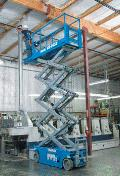 Rental store for LIFT, 26  SCISSOR - SLAB SCISSOR LIFT in Tulsa OK