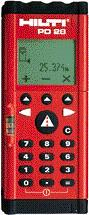 Where to find HILTI PD 30 LASER RANGE METER in Tulsa
