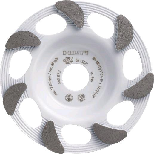 Where to find DIAMOND CUP WHEEL FINE FINSIH in Tulsa