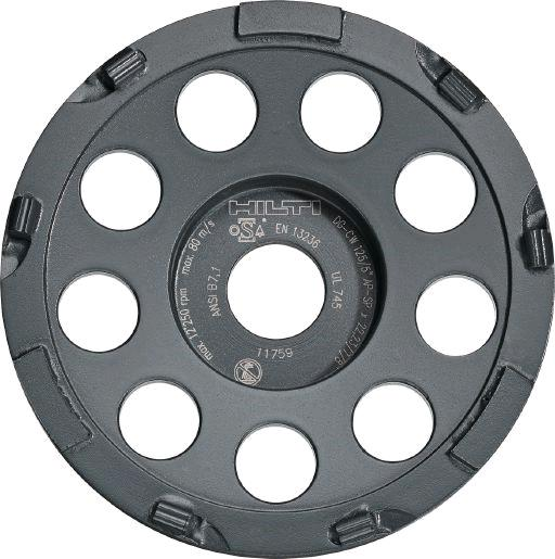 Where to find DIAMOND CUP WHEEL thick coatings PCDs in Tulsa