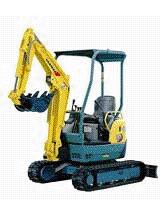 Where to find BACKHOE, MINI-TRACK YANMAR, 16 in Tulsa
