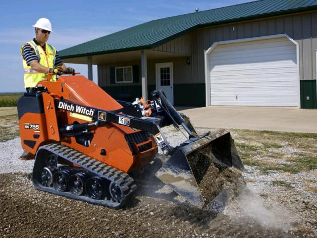 Ditch witch tulsa