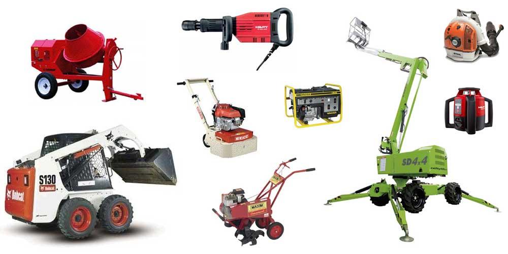 Equipment Rental In Tulsa Ok